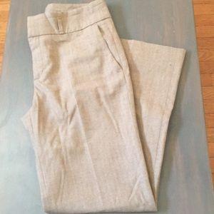 Zara Wide Leg Dress Pants (Petite)